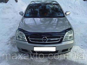 Мухобойка, дефлектор капота Opel Vectra C c 2002-2006 г.в.
