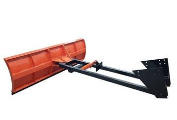 Лопата отвал ВТ-2.50м с цилиндром для МТЗ