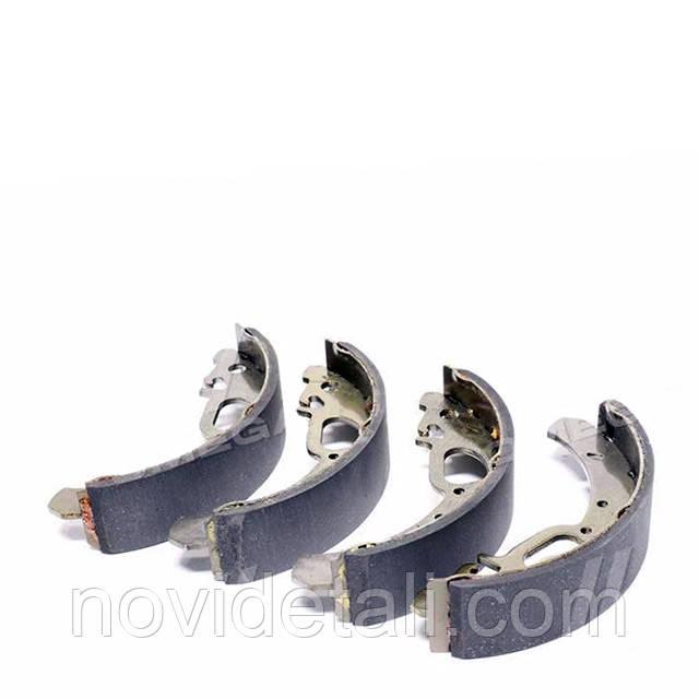 Колодки задні ВАЗ 1117, 1118, 1119 Калина (пр-во ВИС) 11180-350209055