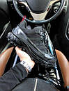 Женские кроссовки Burberry Arthur Sneakers Black, фото 6