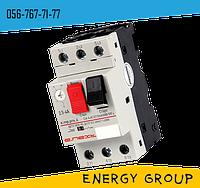 Автоматический выключатель защиты двигателя e.mp.pro (1 габарит)