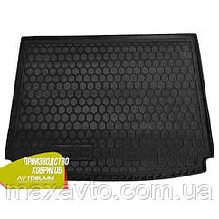 Авто килимок в багажник для SSANG YONG Kyron (з органайзер.)