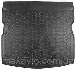 Авто килимок в багажник для SSANG YONG Kyron (без органайзер.)