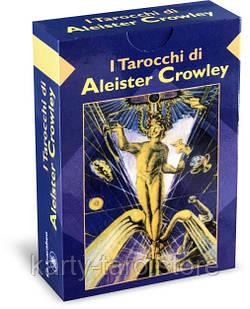 Карты таро Алистера Кроули I Tarocchi di Aleister Crowley