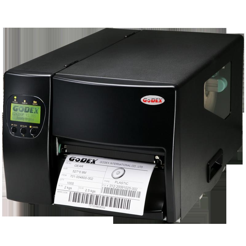 Промисловий принтер етикеток GoDEX EZ 6300 Plus (300dpi)