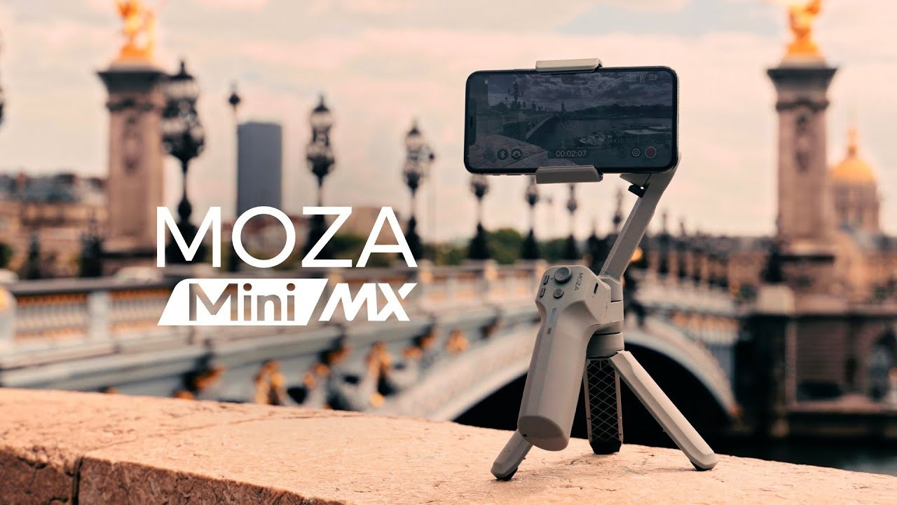 Монопод-стабілізатор MOZA Mini-MX