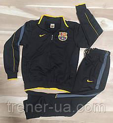 Спортивний костюм чоловічий Barcelona в стилі Nike/спортивний костюм Barcelona/костюм дорослий Barca М/Футбол