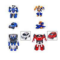 Набор трансформеров Тобот (4 шт) Игрушка-трансформер Tobot 4 в 1, фото 2