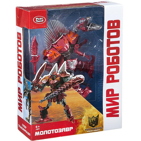 """Робот-трансформер динозавр """"Трицераптор"""""""