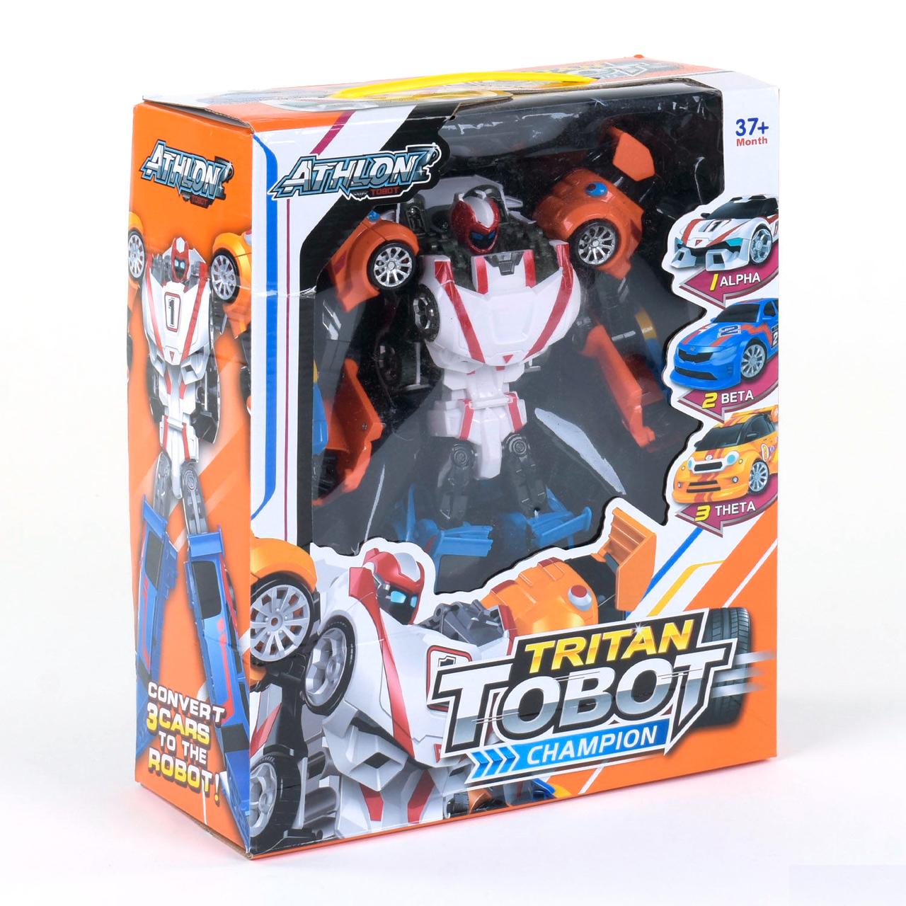 Большой Трансформер тобот Тритан Tobot Tritan 2