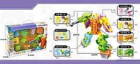 Цифры трансформеры Набор роботы цифры трансботы 5 6 7 8 9 , фото 3