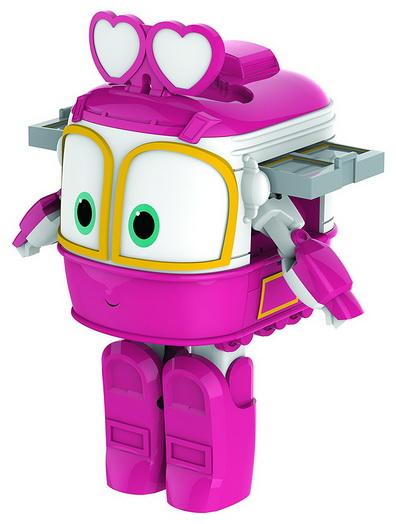 """Трансформер """"Robot Trains (роботи поїзда): Selly (Селлі   Селлі)"""""""