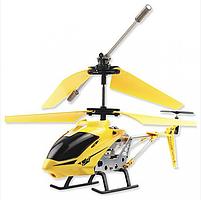 """Вертоліт на радіоуправлінні / пульті управління """"Model King"""" (жовтий) , фото 3"""