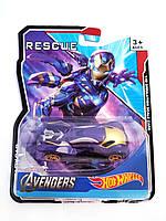 Машинка Hot Wheels Avengers Rescue Хот Вилс Мстители Человек муравей
