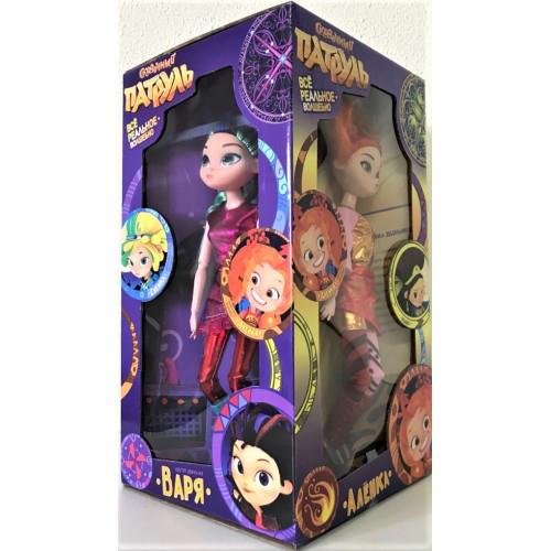 Набір ляльок Казковий патруль 4 ляльки (Маша, Оленка, Снєжка, Варя) scf