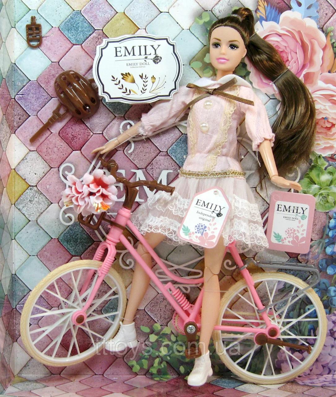 Кукла Эмили Emily Fashion Classics с высокой детализацией 30см вид 1