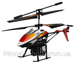 Вертоліт на радіоуправлінні 3-до WL Toys V319 SPRAY водяна гармата (помаранчевий)