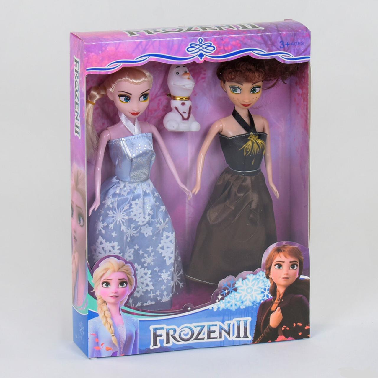 "Набір ""Холодне серце: Анна, Ельза і Олаф"" Frozen"