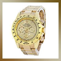 Часы Rolex Daytona Gold наручные механические часы мужские классические водонепроницаемые с автоподзаводом