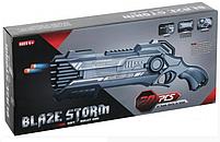 """Бластер """"Blaze Storm"""" дробовик з м'якими кулями Nerf Нерф, фото 4"""