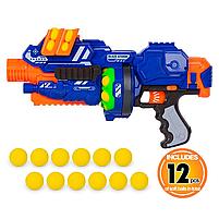 "Бластер ""Blaze storm"" с мягкими пулями шариками ZC 7087 Nerf Нерф, фото 5"
