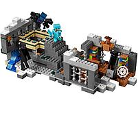 """Конструктор майнкрафт BELA Minecraft """"Портал края"""" 577 деталь, фото 2"""
