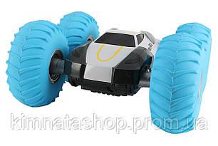 Перевертиш на радіокеруванні YinRun Speed Cyclone з надувними колесами (сірий)