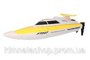 Катер на радіокеруванні Fei Lun FT007 Racing Boat (жовтий)