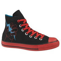 Кеди Converse Chuck Taylor All Star High AC/DC