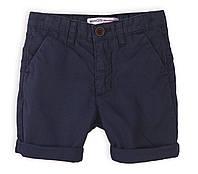 Детские шорты для мальчика темно-синие 8-13 лет, 128-158 см Minoti, 128-134 см