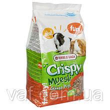 Корм для морских свинок Versele-Laga Crispy Muesli Guinea Pigs Верселе-Лага Криспи Мюсли, 1 кг