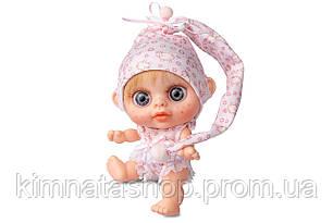 Лялька пупс Berjuan БЕБІ БИГГЕРС з запахом ванілі 14 см (RUBIO)