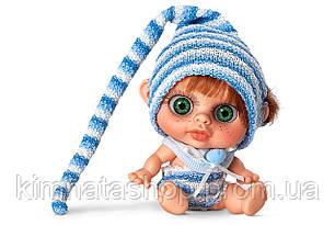 Лялька пупс Berjuan БЕБІ БИГГЕРС з запахом ванілі 14 см (CASTANO)