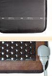 Коврик турмалиновый лечебный с подогревом. Цифровой дисплей., фото 2