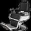 Крісла для Barbershop Barber крісло перукарське чоловіче на гідравліці з підголовником Elegant Lux, фото 4