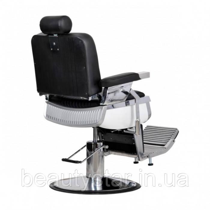Крісла для Barbershop Barber крісло перукарське чоловіче на гідравліці з підголовником Elegant Lux