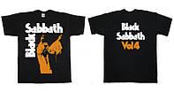 Футболка Black Sabbath Vol.4