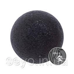 Спонж конняку с бамбуковым углем Missha Natural Soft Jelly Cleansing Puff Bamboo Charcoal