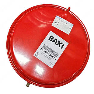 Расширительный бак Cimm CP 387 Baxi Westen 6 литров M14x1 5693920 5695230