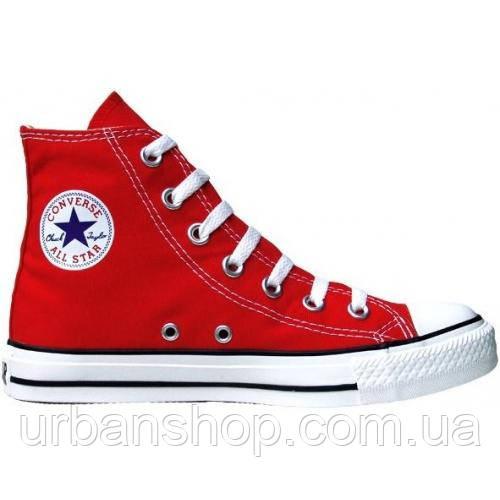 Кеди Converse Chuck Taylor All Star High (Red). Увага! Щоб ЗАМОВИТИ писати на Viber +380954029358