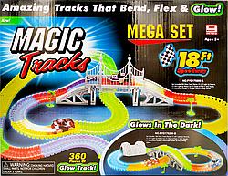 Magic Tracks 360 світиться трек меджик трек 360 деталей