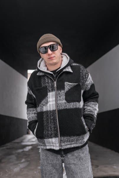 Стильная мужская куртка Хайпенс Турция