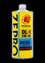 Масло моторное IDEMITSU ZEPRO DIESEL DL-1 SAE 5W-30 (1 литра, металл)