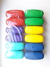 Мильниці пластмасові 12 штук