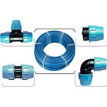 Фитинги и трубы для воды