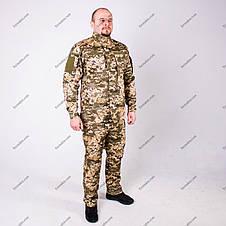 Костюм Камуфляжный Пиксель, Форма летний ЗСУ, ВСУ, ММ-14, фото 3