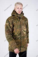 Куртка, Бушлат Камуфляжний Зимовий Варан, фото 2