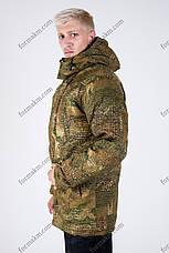 Куртка, Бушлат Камуфляжний Зимовий Варан, фото 3