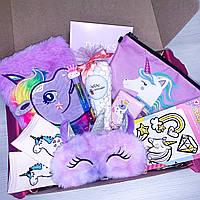 """Подарочный набор Unicorn бокс для девочки Wow Boxes """"Unicorn Box №14"""""""
