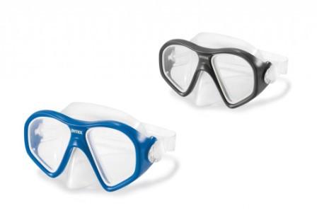 Маска очки для подводного плавания от 14 лет детская Intex арт. 55977
